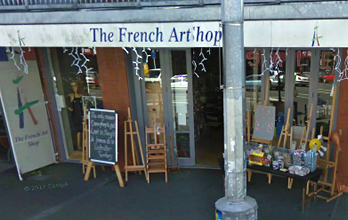 The French Art Shop - Auckland