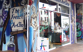 The French Art Shop - Wellington